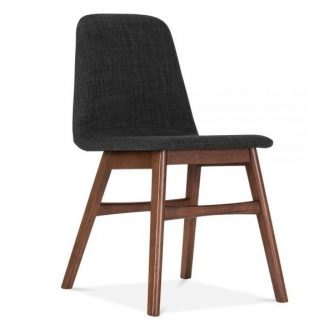 Grite Upholstered Dining Chair Angle
