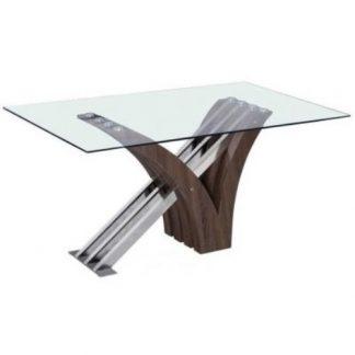 Nesto Dining Table Walnut