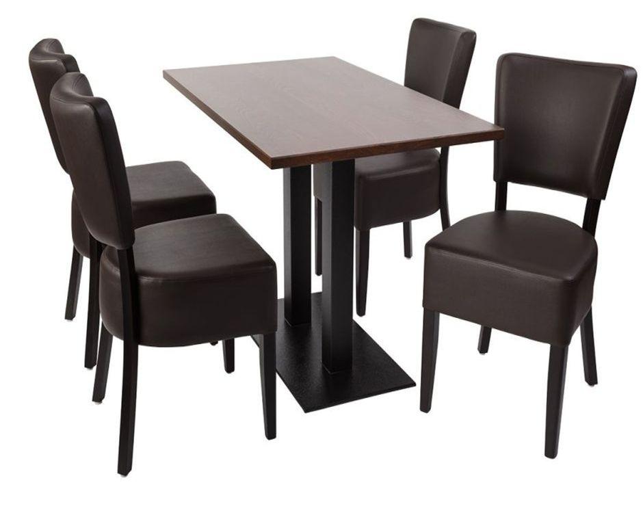 Beved V4 Dining Set